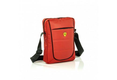 "Сумка Ferrari для планшетов 10"" Scuderia Bag Nylon/PU Red"