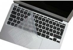 Накладка на клавиатуру i-Blason для macbook Air 13, Pro Retina 13 15 силикон, прозрачный