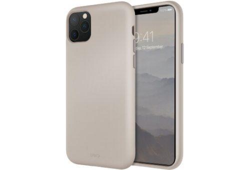 Чехол Uniq для iPhone 11 Pro LINO Beige
