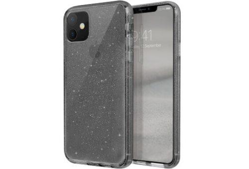 Чехол Uniq для iPhone 11 LifePro Tinsel Smoke