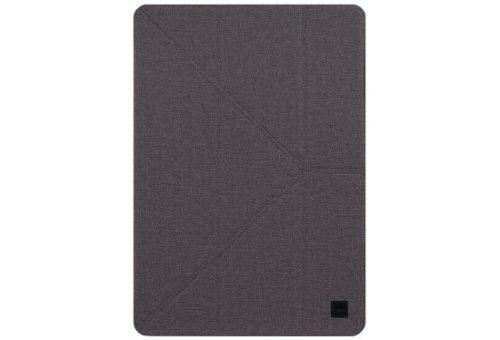 Чехол Uniq для iPad Air (2019) Yorker Kanvas Grey