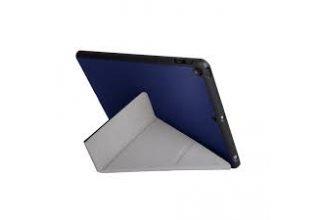 Чехол Uniq для iPad 10.2 (2019) Transforma Rigor с отсеком для стилуса Blue