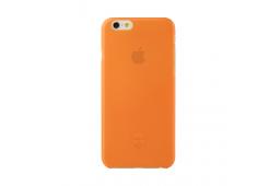 Чехол Ozaki O!coat 0.3 Jelly для iPhone 6 пластиковый, Цвет: оранжевый.