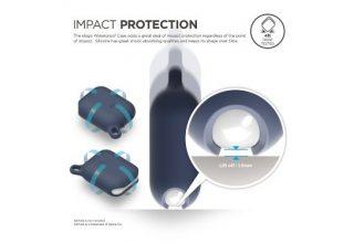 Чехол Elago для AirPods Waterproof hang case Blue