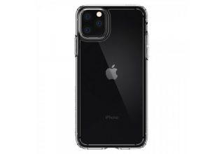 Чехол - накладка Spigen Crystal Hybrid, clear - iPhone 11 Pro