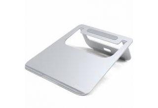 Подставка Satechi Aluminum Portable & Adjustable Laptop Stand. Цвет серебряный.