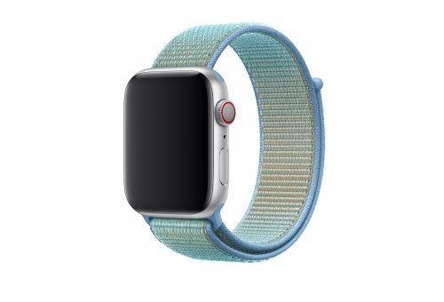 Ремень для часов Apple 40mm Cornflower Sport Loop