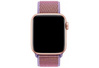 Ремень для часов Apple 40mm Lilac Sport Loop