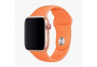 Ремень для часов Apple 40mm Papaya Sport Band