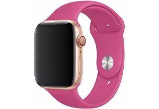 Ремень для часов Apple 44mm Dragon Fruit Sport Band