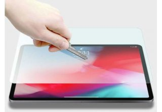 Стекло BLUEO 2.5D Clear (прозрачное) для iPad Pro 11 (2018), 0.26 mm