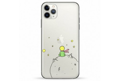 Чехол Pump Transparency Case for iPhone 11 Pro Little Prince