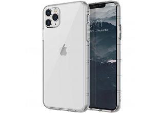 Чехол Uniq для iPhone 11 Pro Air Fender Transparent