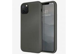 Чехол Uniq для iPhone 11 Pro Max LINO Grey
