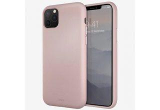 Чехол Uniq для iPhone 11 Pro Max LINO Pink