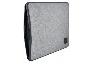 Чехол Uniq для Macbook Pro 16 (2019) DFender Sleeve Kanvas Grey