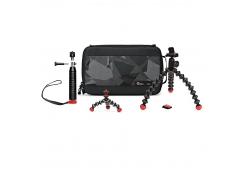 Стартовый набор Joby Action Base Kit (черный/красный) GPod Mini Magnetic+Action Grip+GorillaPod Action+чехол для переноски