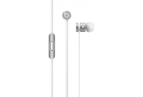 Наушники BEATS urBeats In-Ear Headphones - New Silver, Model B0547