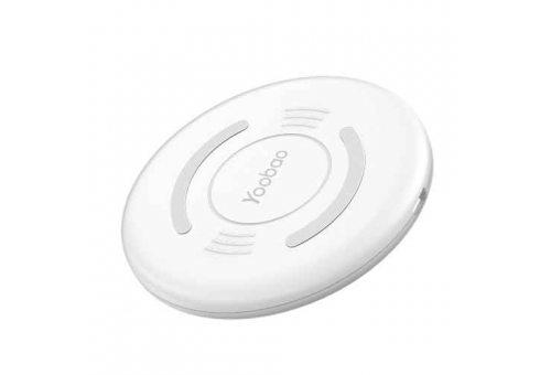 Беспроводное зарядное устройство YOOBAO Wireless Charger D1, белый, Китай