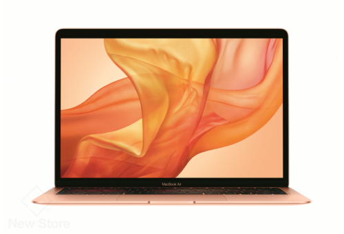 Apple 13-inch MacBook Air: 1.1GHz quad-core 10th-generation Intel Core i5 processor, 512GB - Gold