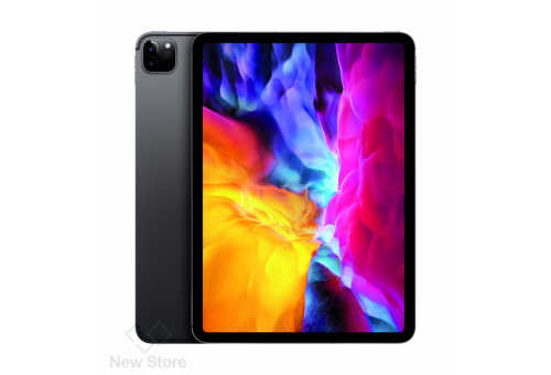 Apple  iPad Pro 11-inch Wi-Fi + Cellular 128GB - Серый космос