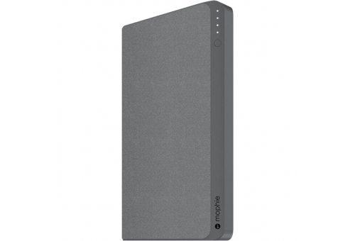 Внешний портативный аккумулятор Mophie Powerstation USB-C 3XL. Емкость аккумулятора 26000 МаЧ. Цвет: