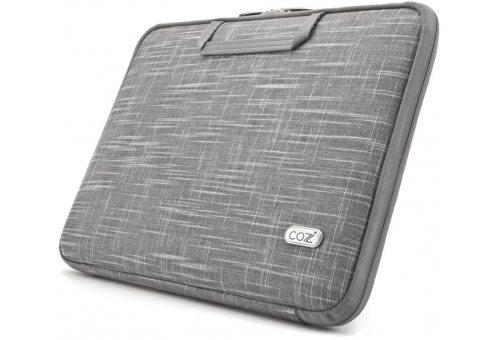"Сумка Cozistyle SmartSleeve 13"" Macbook Natural Linen inner bag/ Urban Gray"
