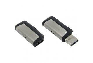 Флеш-накопитель USB 3.1 256GB SanDisk Dual Drive (Type C + Type A) OTG