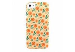 Панель iCover для iPhone 5S/SE Spring Flower Design 04 Rubber