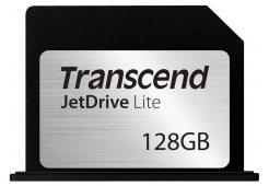 Память (flash-карты) TRANSCEND Flash Card, JetDrive Lite, 128GB, for MacBook Pro (Retina) 15'', Mid