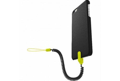 Чехол Kenu Highline для iPhone 6/6s Plus с фиксатором для защиты от падений. Материал пластик. Цвет: