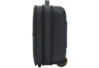 Чемодан Incase EO Rolling Brief, пластик, водоотталк. тканьполиэстер, 31 л, темно-синий