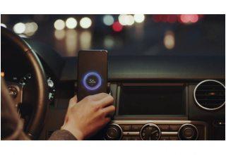Беспроводное зарядное устройство для автомобиля Xiaomi Mi 20W Wireless Car