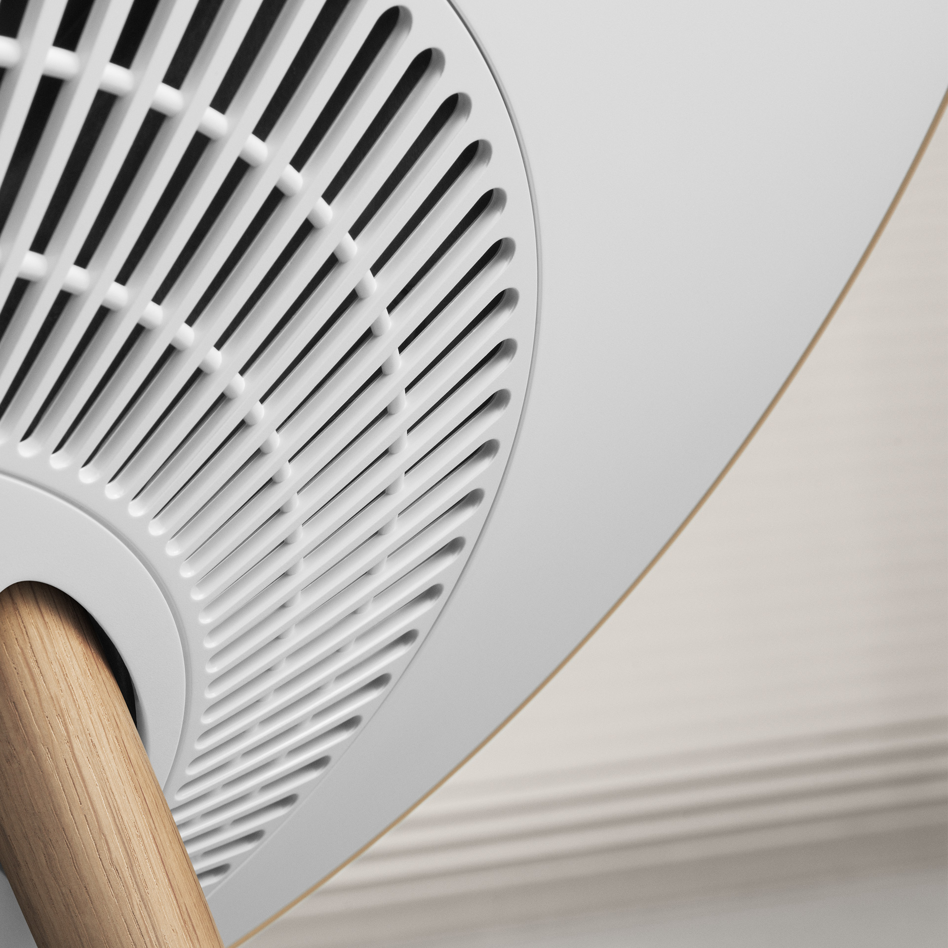 Beoplay A9 gold back detail