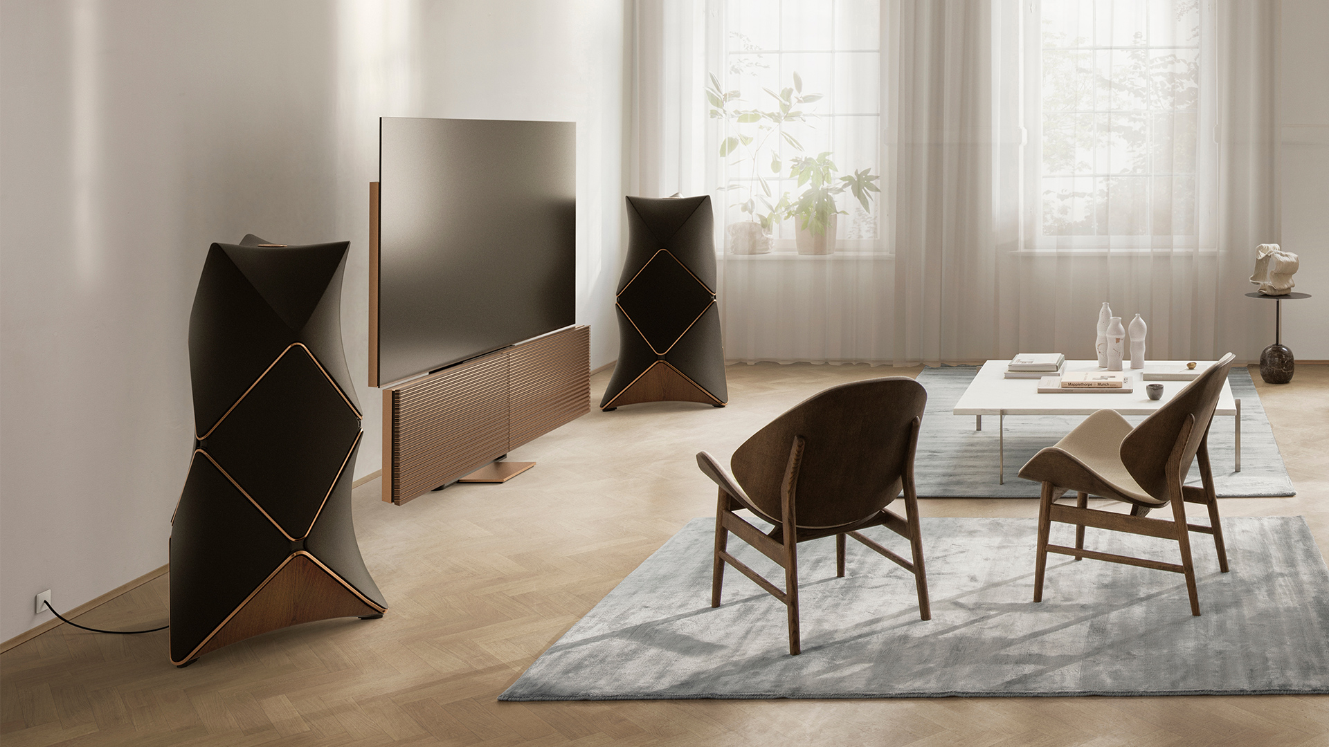 Beolab 90 and cinematic experience