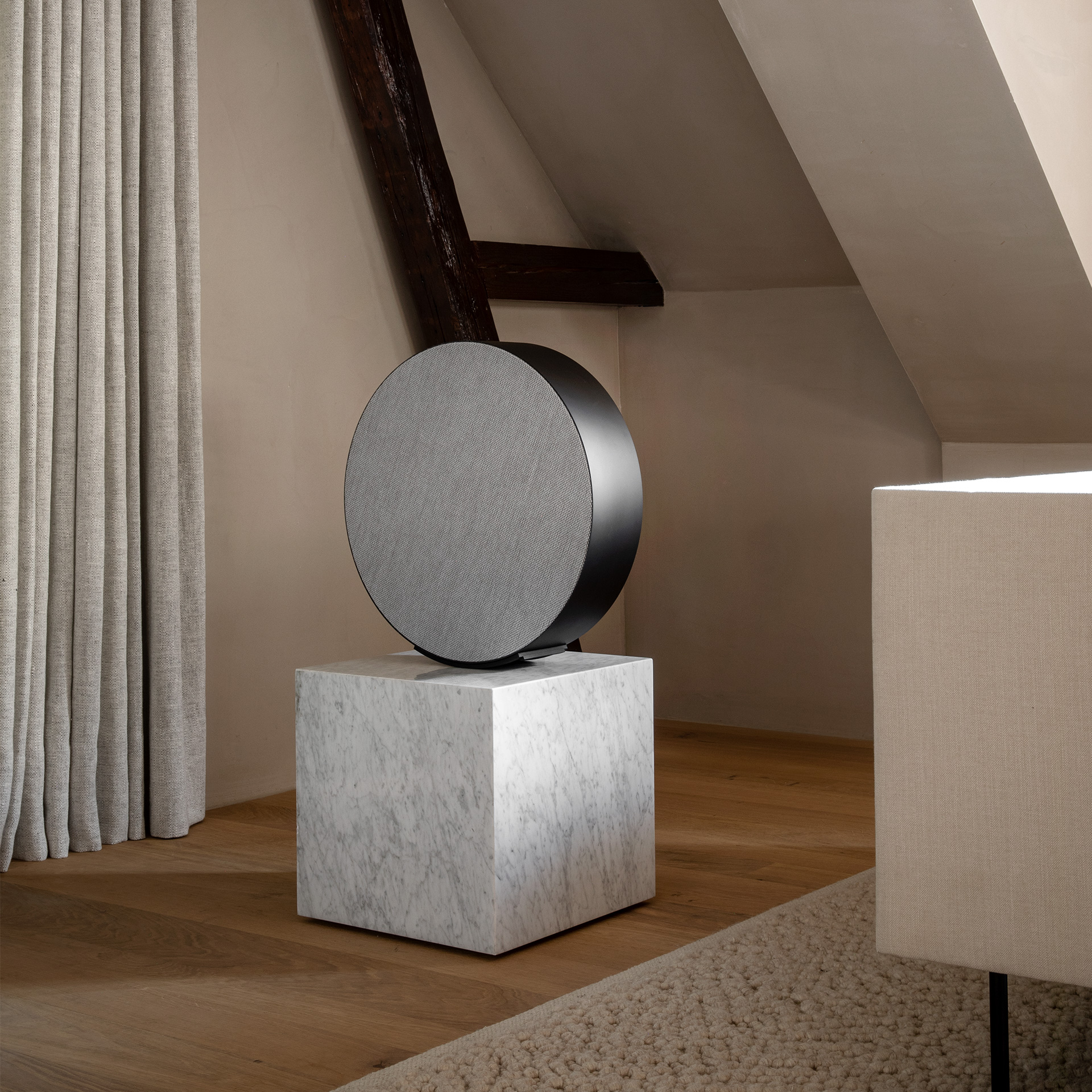 Beosound Edge contrast 1 by Norm Architects